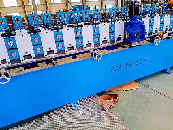 浙江PZ30机箱成型机